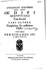 Free books download streaming ebooks and texts internet archive athanasii kircheri oedipus aegyptiacus vol ii 1653 fandeluxe Choice Image