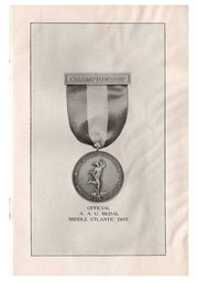 Athletic Medals And Charms
