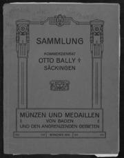 Sammlung Kommerzienrat Otto Bally, Saeckingen