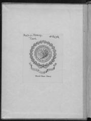 Griechische und Roemische muenzen aus dem besitze des Rev. Percy Barron
