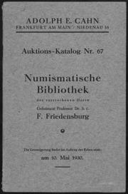Auktions Katalog 67