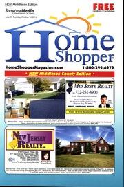 Home Shopper 2014-10-16 Issue 03 Thursday, October 16 2014