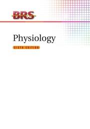 Pdf brs physiology