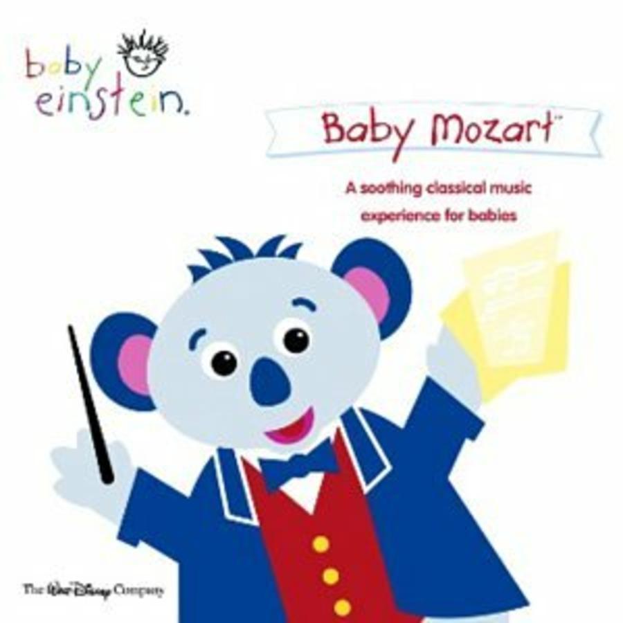 Baby Einstein: Baby Mozart : The Baby Einstein Music Box ...