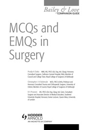 Bailey & Love MCQs : Share and Care : Free Download, Borrow