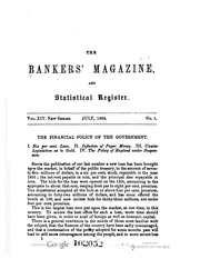 The Bankers Magazine [vol. 19]