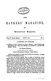 The Bankers Magazine [vol. 26]