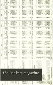 The Bankers Magazine [vol. 37]