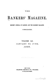 The Bankers Magazine [vol. 52]