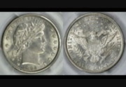 Barber Half Dollar, History And Facts About The Barber Half Dollar US Mint Series