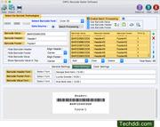 Barcode Generator for Mac OS X : techddi com : Free Download, Borrow