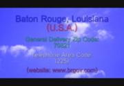 New Orleans Louisiana Zip Amp Area Code Ten Second Info - Louisiana area codes