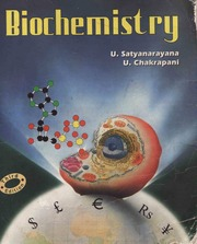 U satyanarayana biochemistry ebook download free in pdf format.