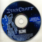 Blizzard StarCraft with Brood War Expansion (WinXPMac)(2008