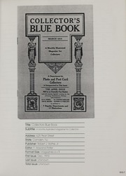 American Numismatic Periodicals 1860-1960, Book II: An Illustrated Collectors Guide