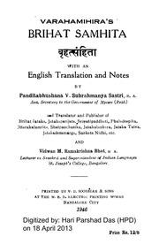 Pdf bhrigu samhita marathi