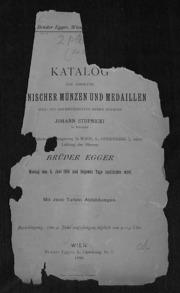 Katalog der Sammlung polnischer Muenzen und Medaillen