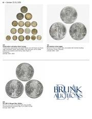 Brunk Auctions / Emporium Auctions Coins