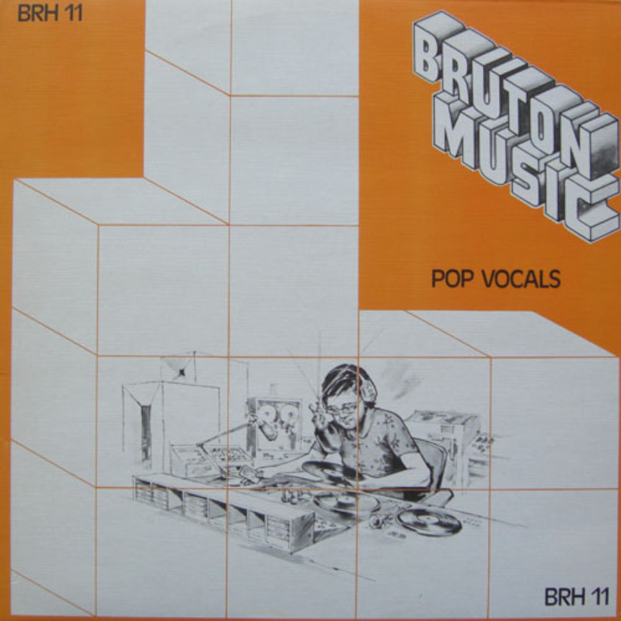 Bruton BRH 11 Pop Vocals (1980) : Free Download, Borrow, and