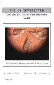 The C4 Newsletter, Winter 2004