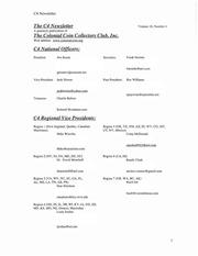 The C4 Newsletter, Winter 2010