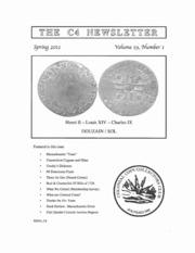 The C4 Newsletter, Spring 2011