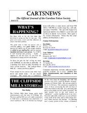 CARTSNEWS (May 2004)