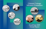 Citizens Coinage Advsory Committee Annual Report, 2009