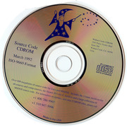 Source Code CDROM from Walnut Creek Software : Free Download, Borrow