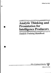 cia training manual free download