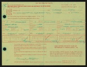Entry card for Giorgi, Clement C. for the 1966 May Show.
