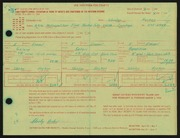 Entry card for Hecker, Shirley Brookins for the 1966 May Show.
