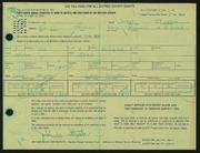 Entry card for Stupka, John for the 1966 May Show.