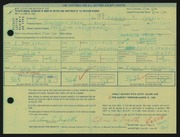 Entry card for Ingalls, Eileen B. for the 1968 May Show.