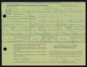 Entry card for Tichy, Rose M. for the 1968 May Show.