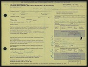 Entry card for Ingalls, Eileen B. for the 1971 May Show.