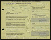Entry card for Limbach, A., Jr.  for the 1971 May Show.