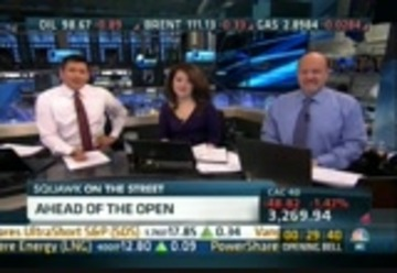Squawk on the Street : CNBC : January 30, 2012 9:00am-12:00pm EST