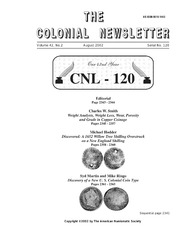 The Colonial Newsletter, no. 120