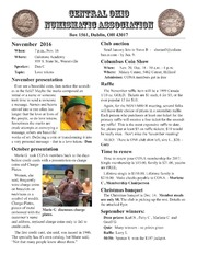 CONA Newsletter