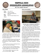 Central Ohio Numismatic Association (July 2018)