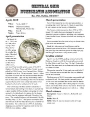 Central Ohio Numismatic Assocation