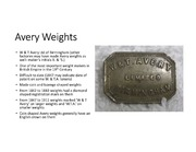Apothecary Weight Tokens
