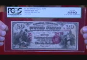 COOL COINS & CURRENCY! PCDA Currency Convention Nov 2016. VIDEO: 8:42.