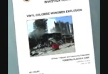 Csb Safety Video Vinyl Chloride Explosion And Fire U S