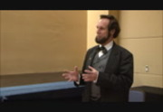 Abraham Lincoln and Frederick Douglass Discuss Politics: A Discussion Between Friends