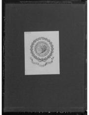 KATALOG der Sammlung Dr. med. H. Steger-Helouan.