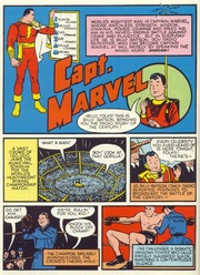 Captain Marvel Adventures : Free Texts : Free Download, Borrow and
