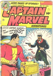 Captain Marvel Adventures : Free Texts : Free Download