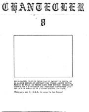 Chantecler 8